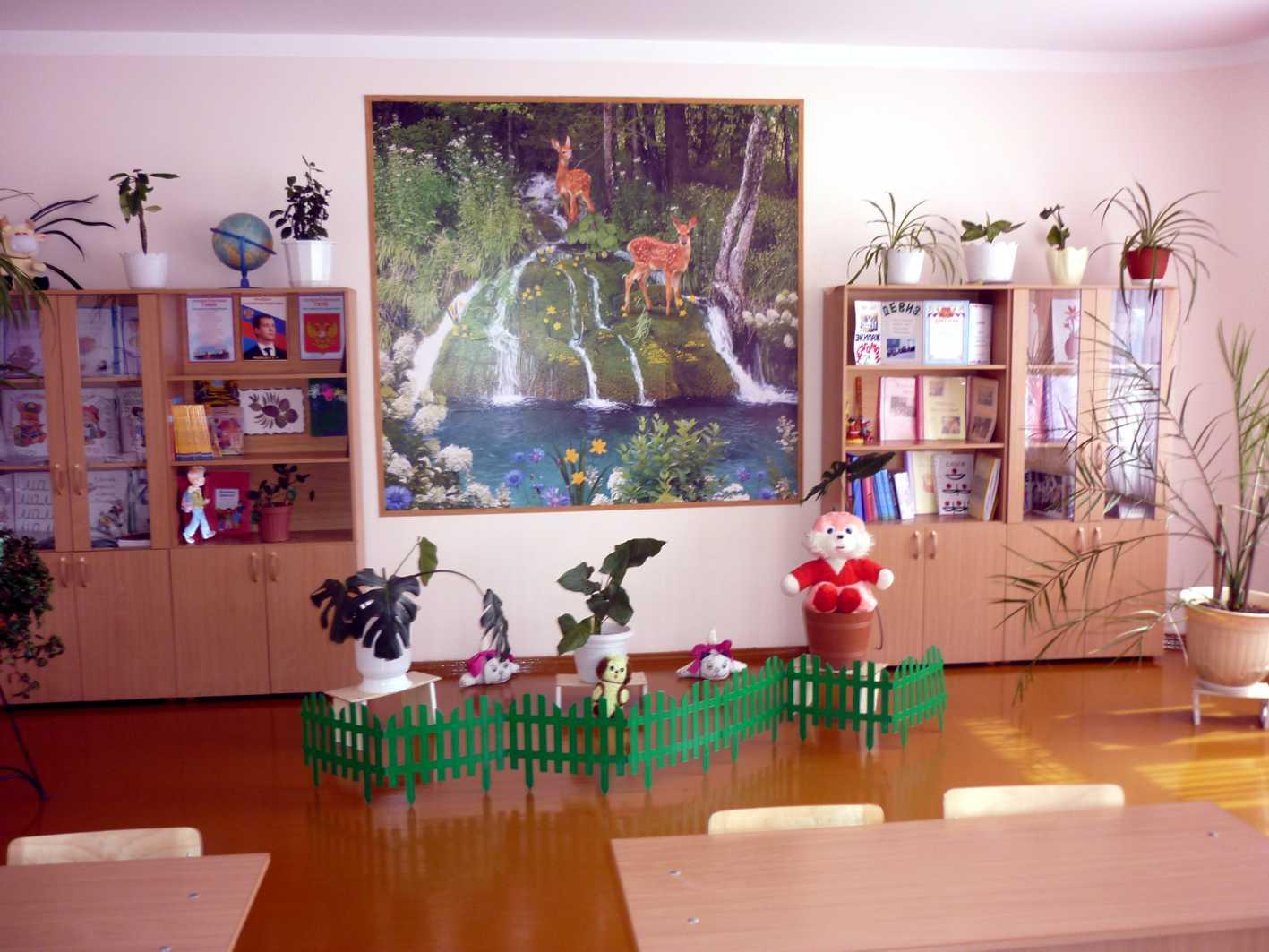 Оформление школьного кабинета своими руками фото